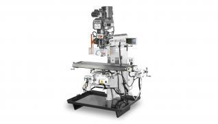 LAGUN MACHINERY Fresadora Vertical de Torreta: modelo FTV-2