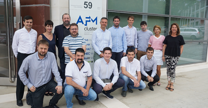 UPTEK, new association of advanced and digital manufacturing start-ups