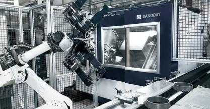 DANOBAT develops a high-precision lathe for NBI BEARINGS EUROPE