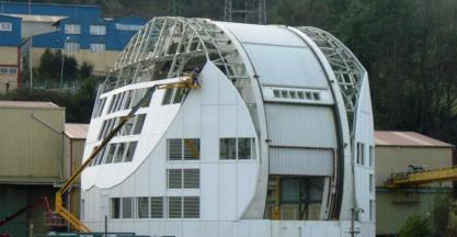 Sistemas de Control Numérico de Fagor Automation en la fabricación de piezas del mayor telescopio solar del mundo