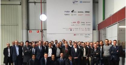 Asamblea General de la agrupación empresarial ligada al Centro de Fabricación Avanzada Aeronáutica (CFAA)