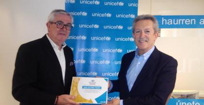 "IZAR participates in UNICEF's ""Multiply for Children"" initiative"