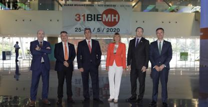 THE BIEMH TURNS BILBAO ONCE AGAIN INTO THE CAPITAL OF INDUSTRY