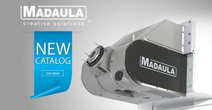 MADAULA presents its innovations at the MetalMadrid fair
