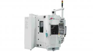 BERKOA BMHF-3 vertical transfer boring machine