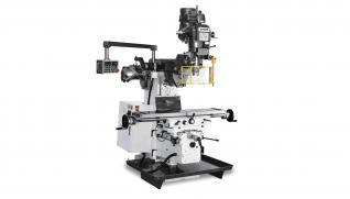 LAGUN MACHINERY Fresadora Universal Combinada: modelo FU-TV 130