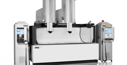 ONA presents its machine ONA TQX8 at EMO 2017 (Hall 13, stand C86)