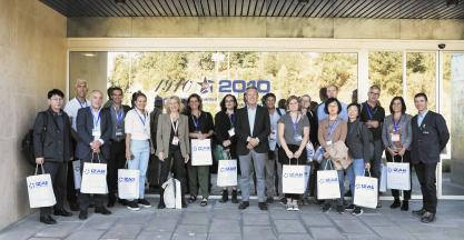 The Global Social Economy Forum visits IZAR