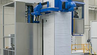 ETXE-TAR HORIZONTAL MOBILE COLUMN MILLING MACHINE ETXE-TAR HMC-4
