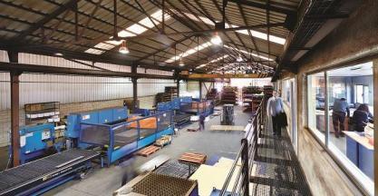 Lantek aporta agilidad y rentabilidad a los subcontratistas de la industria del metal