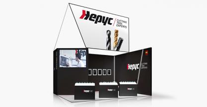 HEPYC muestra sus novedades en la Feria Internacional EMO 2019