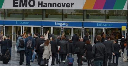 EMO Hannover 2017 heading for a record