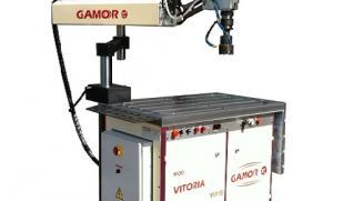 GAMOR Roscadora hidráulica RHG-M130 (M3-M130)