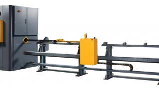 GEKA GAMMA TRACTION 100, the CNC machine by GEKA Automation