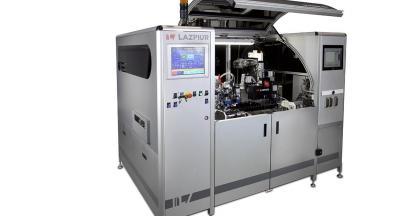 Lazpiur presenta su última innovación en inserción de componentes en Productronica, la mayor feria del sector electrónico