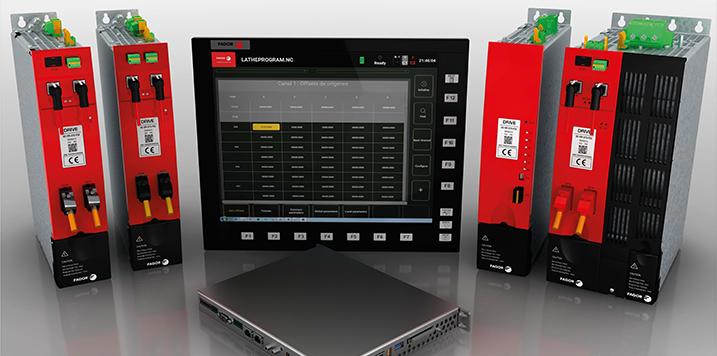 FAGOR AUTOMATION crea un nuevo sistema de automatización de máquina, flexible y compacto para avanzar hacia la Industria 4.0