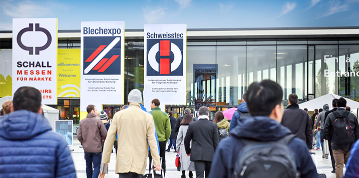 Fabricantes de máquina-herramienta españoles asistirán a Blechexpo 2019 en Stuttgart