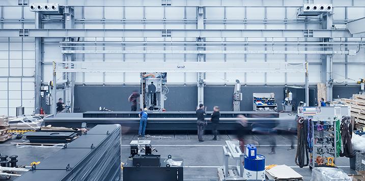 IBARMIA se posiciona a la vanguardia del sector con la climatización de una nave de 1.500 m2
