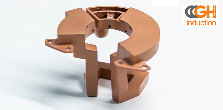 Nueva web de GH de inductores fabricados por impresión 3D únicos en el mundo