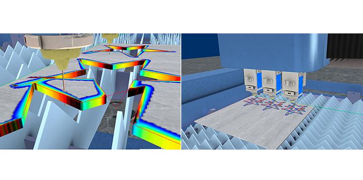LANTEK y VICOMTECH  avanzan en simulación interactiva en 3D