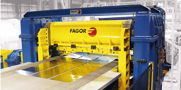 FAGOR ARRASATE participa en el desarrollo de cizallas inteligentes para acero de alta resistencia