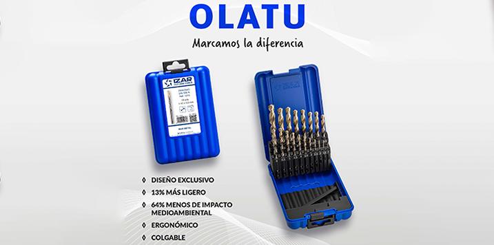 El nuevo envasado de la serie OLATU de IZAR finalista en el Congreso Nacional de Packaging