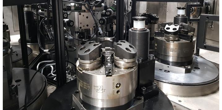 ERLO presenta su nueva familia de máquinas Transfer de altas prestaciones