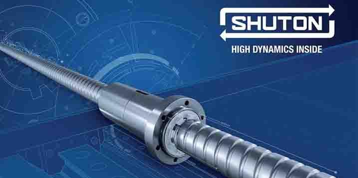 SHUTON anuncia el lanzamiento de su nuevo Catálogo de Husillos a bolas de altas prestaciones