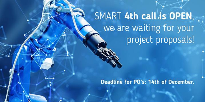 SMART lanza la cuarta convocatoria de proyectos en fabricación avanzada