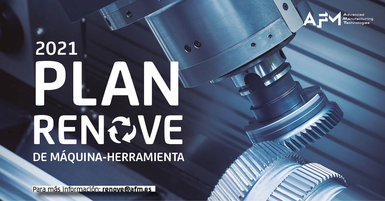 Aprobado el Plan de modernización de la máquina herramienta destinado a las Pymes por importe de 50 millones de euros