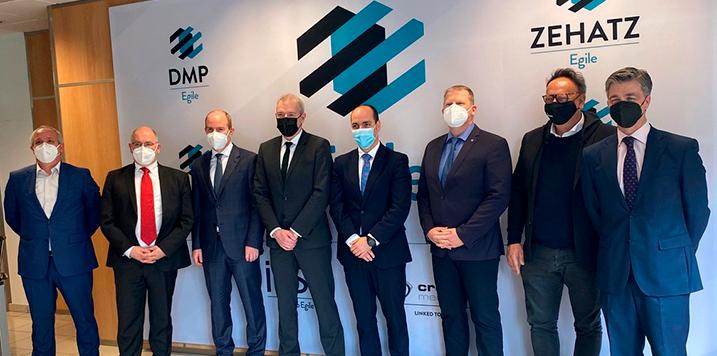 Hexagon y SMARTPM anuncian la firma de un acuerdo de colaboración para el desarrollo de soluciones para la Smart Factory