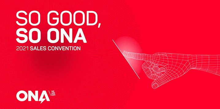 ONA celebra su primera convención internacional de ventas