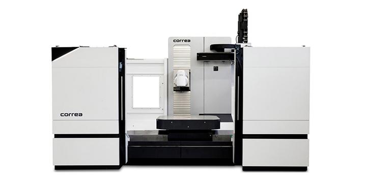 CORREA ha participado en la feria China International Machine Tool Show 2021