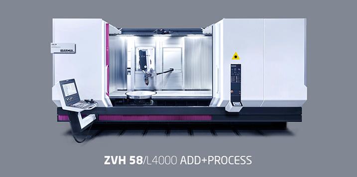 IBARMIA ha participado en el proyecto europeo PARADDISE, donde se ha desarrollado una tecnología de fabricación híbrida que combina la fabricación aditiva y los procesos de mecanizado convencionales