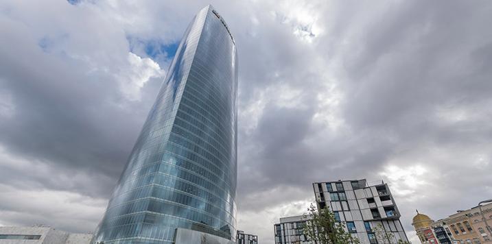 LANTEK inaugura nuevas oficinas en la Torre Iberdrola de Bilbao