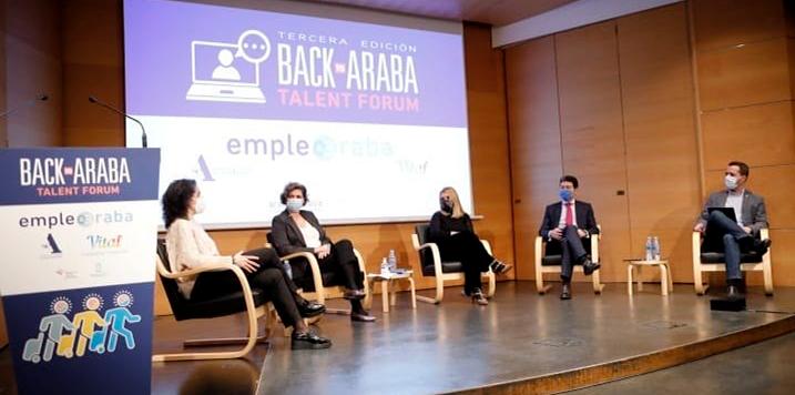 LANTEK muestra su compromiso con el talento y el empleo en Back to Araba Talent Forum 2020