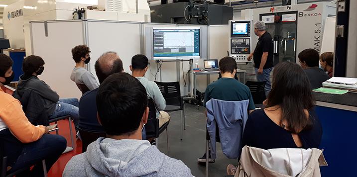 FAGOR AUTOMATION en el Máster Universitario en Digital Manufacturing del IMH