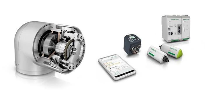 SCHAEFFLER presenta sus innovaciones para los sectores de robótica y servicios