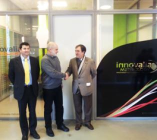 TRIMEK-INNOVALIA colaborará con el IMH en la oferta de formación y servicios avanzados de metrología 3D