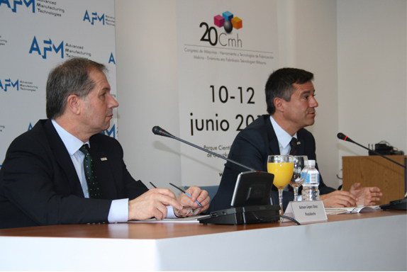 La fabricación aditiva, nuevo eje de crecimiento de AFM y tema estrella del 20 Congreso de Máquinas-herramienta