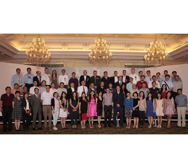 DANOBATGROUP celebra su 25 aniversario en China