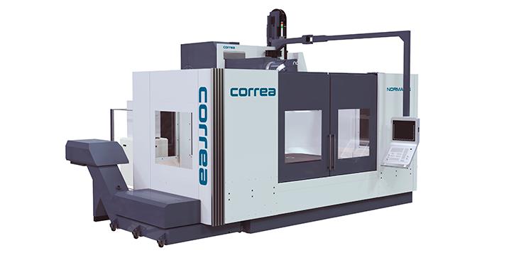 Nicolás CORREA presenta su nueva línea de máquinas en EMO HANNOVER 2019
