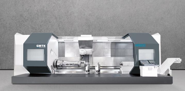 GMTK presenta soluciones multiproceso en la feria EMO 2019
