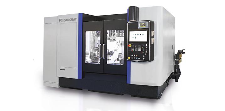 DANOBAT presentará en la feria EMO MILANO una nueva generación de rectificadoras de alta producción CG (Hall 3, Stand E26)