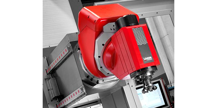 LAGUN acudirá a EMO MILANO 2021 con soluciones de mecanizado continuo de 5 ejes (Hall 3, Stand F12)