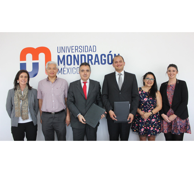 Intercooperación : Fagor Automation y la Universidad MONDRAGON México firman un acuerdo de colaboración