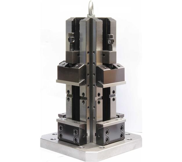 Torres de mordazas FORZA para centros de mecanizado en la BIEMH 2016 - Hall 6, stand D02