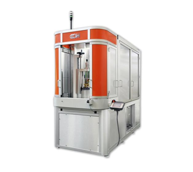 GH Induction suministra una máquina compacta a un fabricante global de herramientas