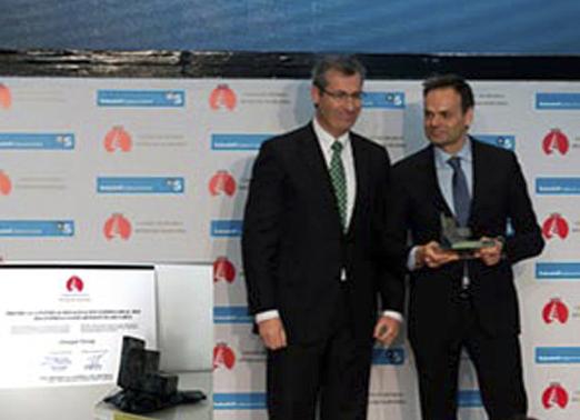 Goizper Group, Premio a la Internacionalización 2016