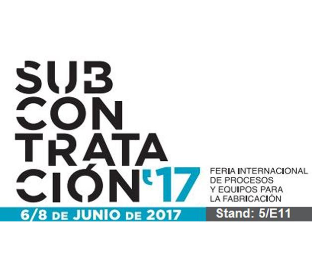 Engranajes Grindel en Subcontratacion 2017 Bilbao